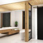 salle de bain moulures pure