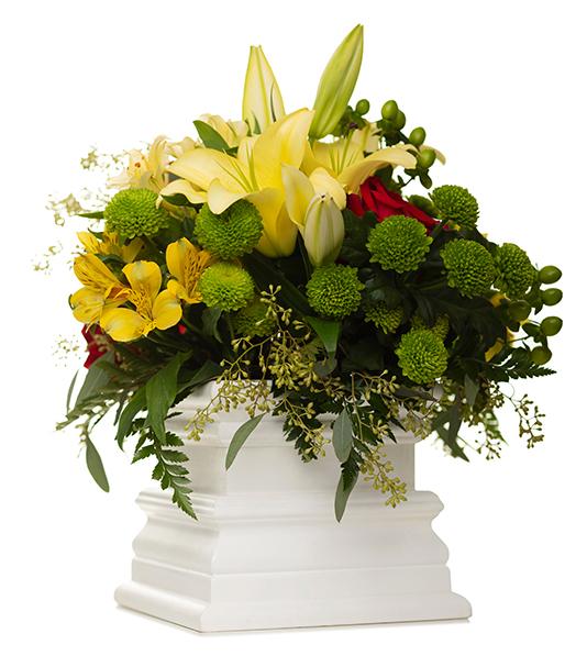 vase composé de moulures